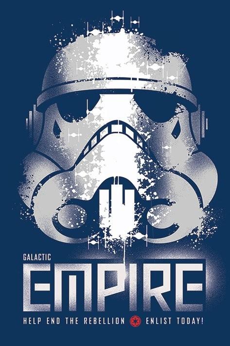 star wars rebels enlist poster sold at europosters. Black Bedroom Furniture Sets. Home Design Ideas