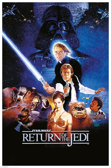 Poster Star Wars: Return Of The Jedi - One Sheet