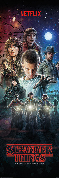 Stranger Things - One Sheet Poster