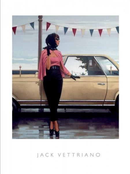 Suddenly One Summer, 2000 Art Print