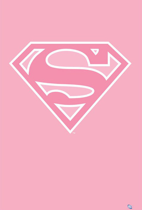 superman logo pink poster sold at abposters com