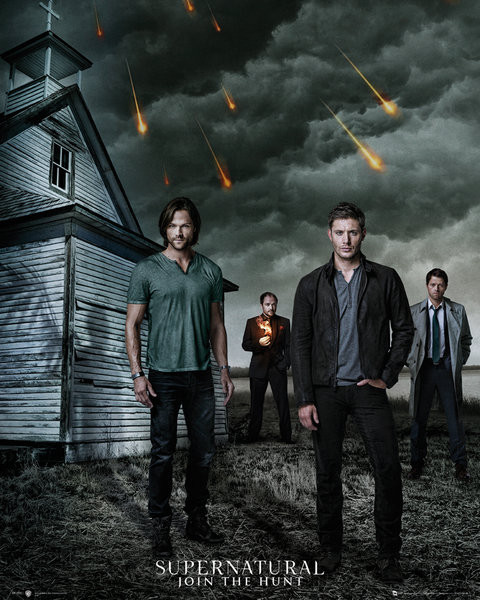 supernatural church poster sold at abposters com