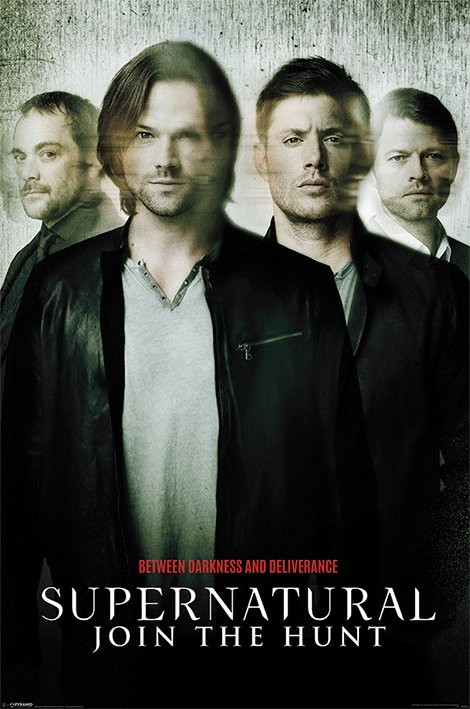 Supernatural - Join the Hunt Poster