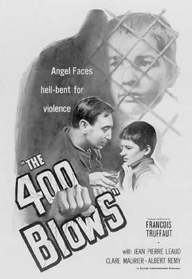 The 400 Blows - Les quatre cents coups Poster