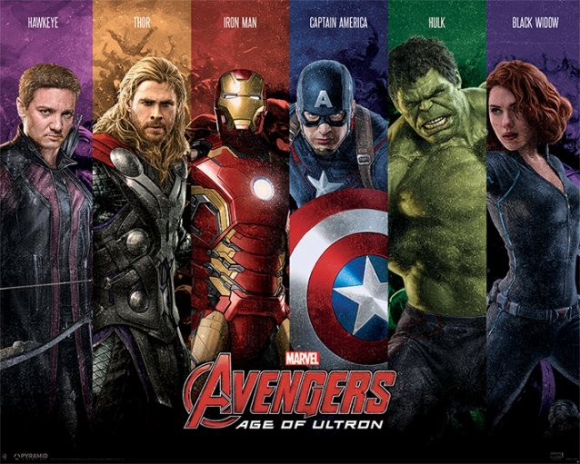 the avengers age of ultron team poster sold at abposters com