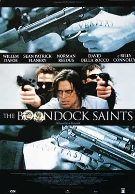 The Boondock Saints - Sean Patrick Flanery, Willem Dafoe, Norman Reedus Poster