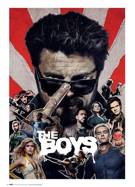 Poster The Boys - Season 2