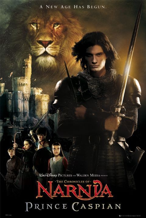 the chronicles from narnia prince caspian poster sold at abposters com Sergio Castellitto Prince Caspian