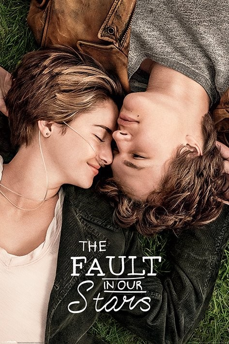 The Fault In Our Stars - One Sheet Poster