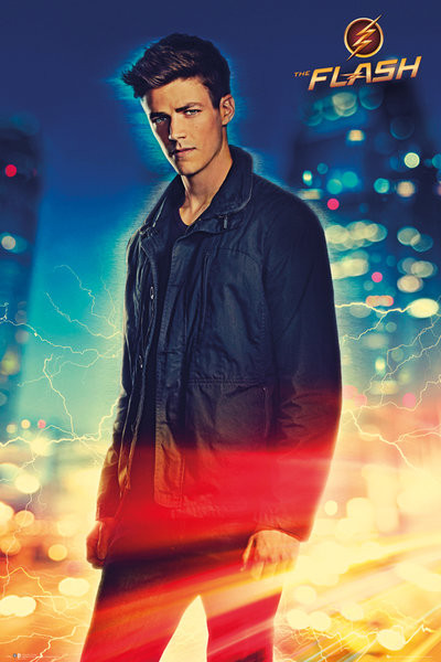 Betere The Flash - Barry Poster | Sold at Europosters AZ-54