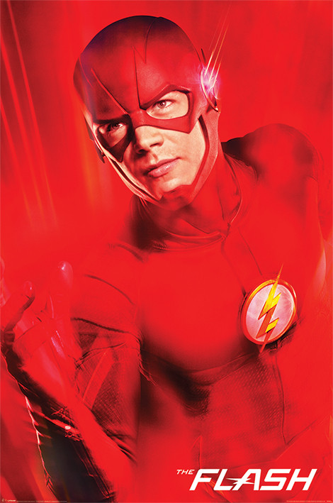 The Flash - New Destinies Poster