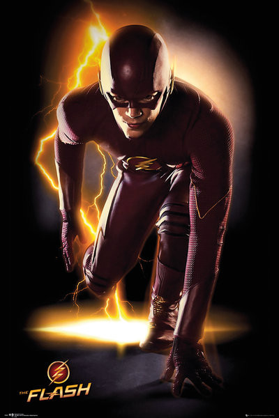 Poster The Flash - Speed