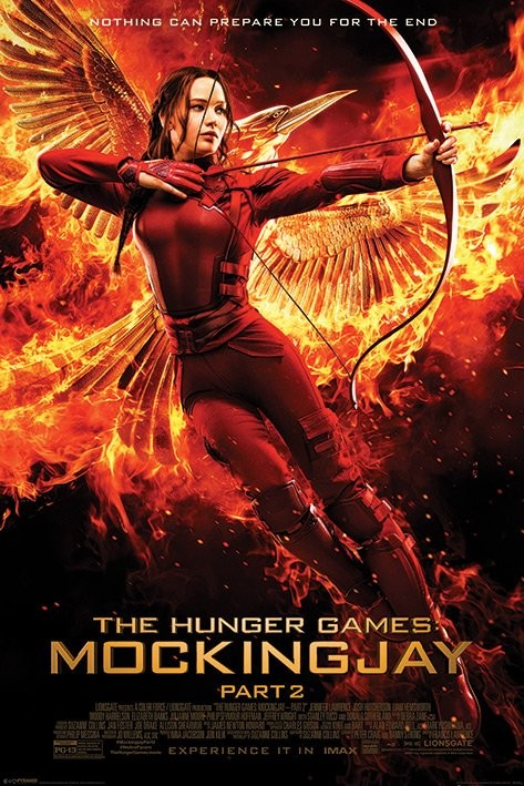 The Hunger Games: Mockingjay Part 2 - Final Poster