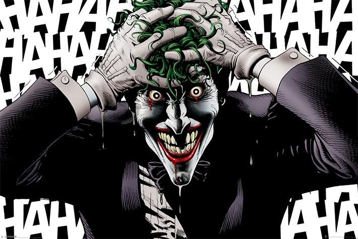 The Joker - Killing Joke Poster
