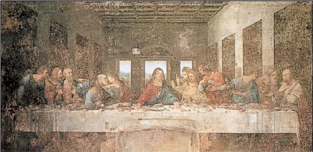 The Last Supper Art Print Buy At Europosters