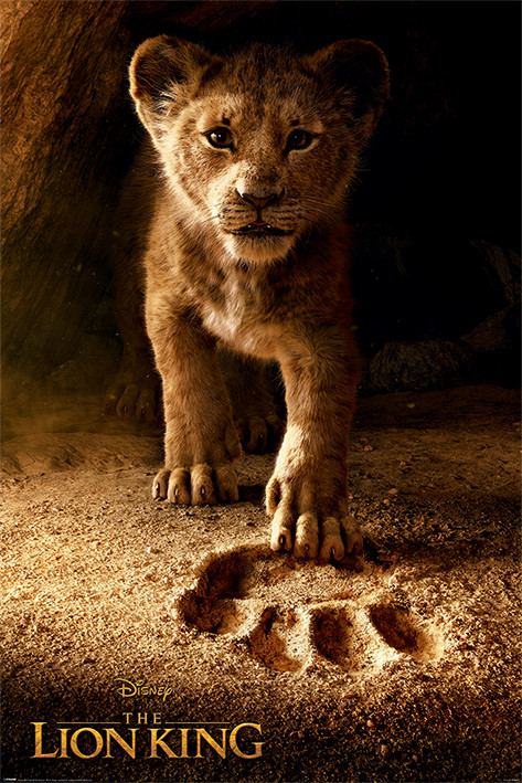 The Lion King - Future King Poster