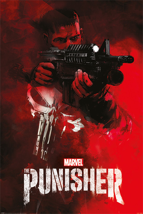 the punisher aim poster sold at europosters