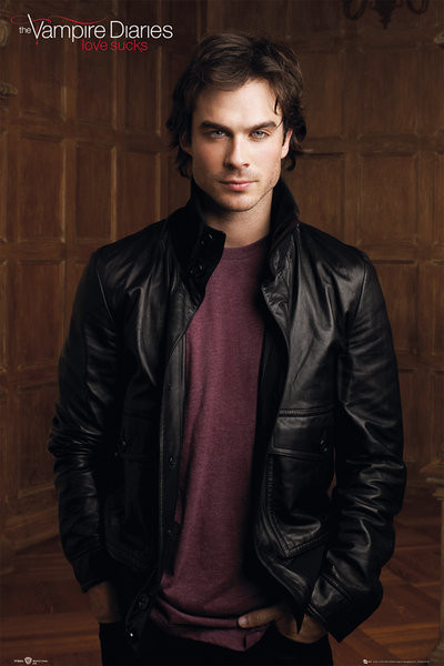 damon vampire diaries