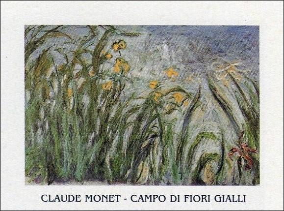The Yellow Iris Art Print