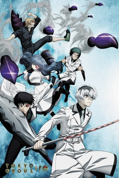 Tokyo Ghoul:re (SS3)
