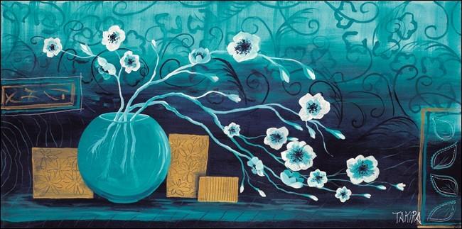 Turchese oriente Art Print