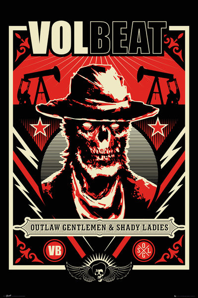 Volbeat - Ghoul Poster