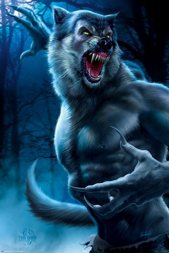 werewolf poster sold at abposters com