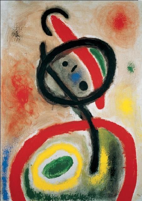 Woman III, 1965 Art Print