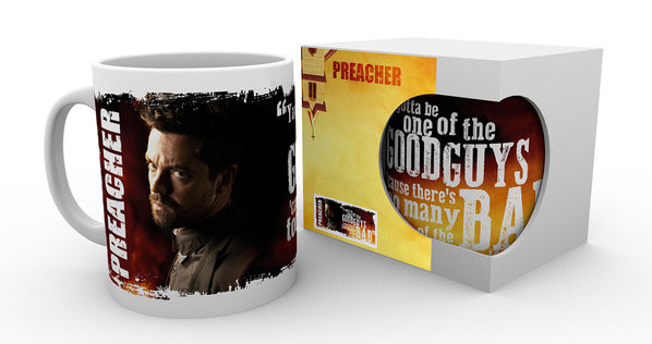 Mug Preacher - Jesse Good Guys