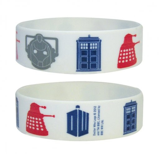 Pulseira DOCTOR WHO - icons