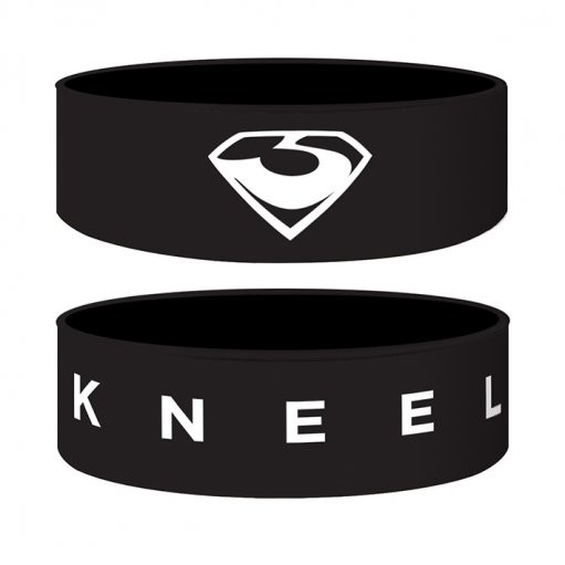 Pulseira MAN OF STEEL - zod