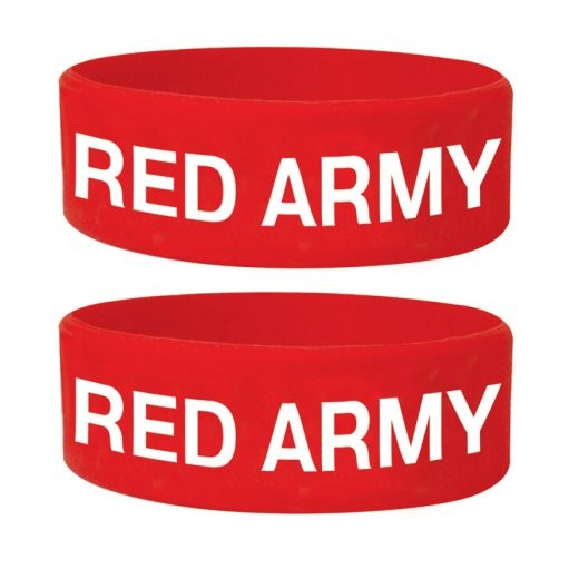Pulseira RED ARMY