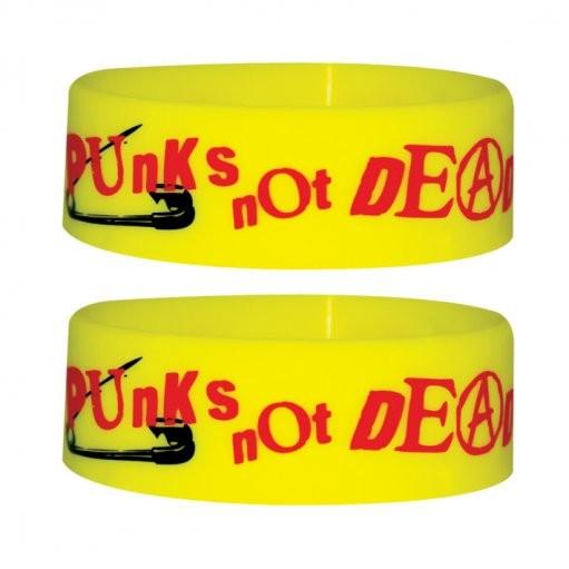 PUNKS NOT DEAD Bracelet