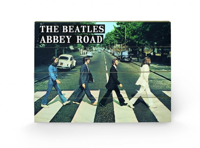 BEATLES - abbey road Puukyltti