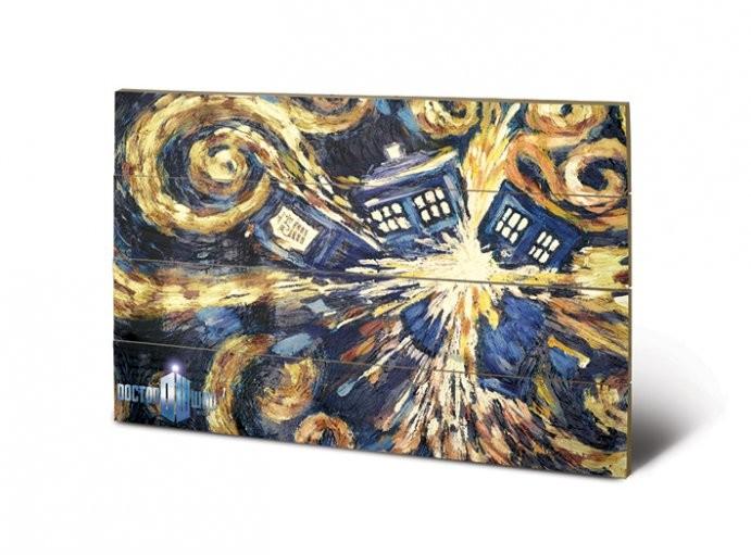 Doctor Who - Exploding Tardis Puukyltti