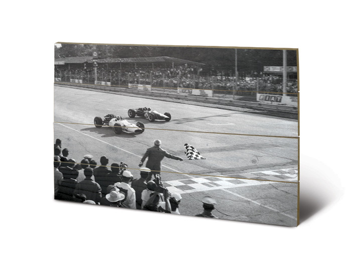 Monaco - Finish (B&W) Puukyltti