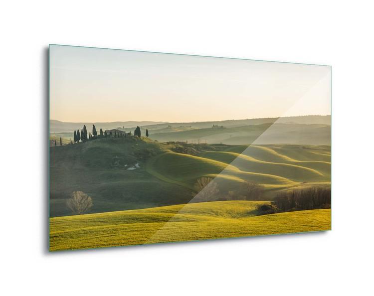 Quadro em vidro  Tuscany