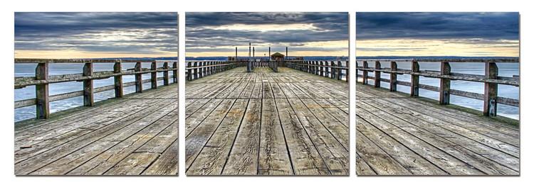 Quadro Abandoned pier