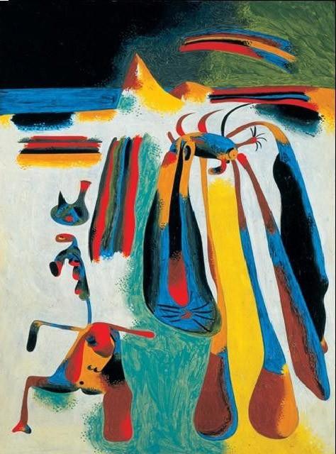 Reprodução do quadro Catalan Peasant's Rest - Paysan Catalan au Repos, 1936