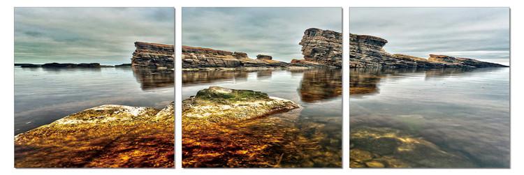 Quadro Deserted Coast
