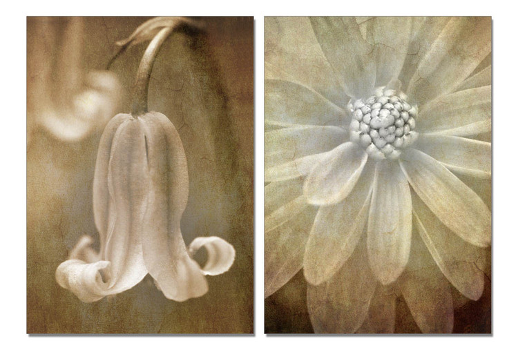 Quadro  Flower painting