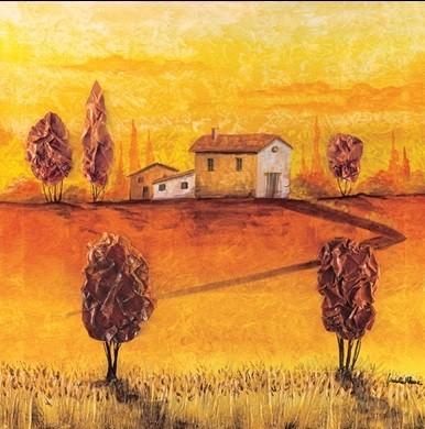 Reprodução do quadro House