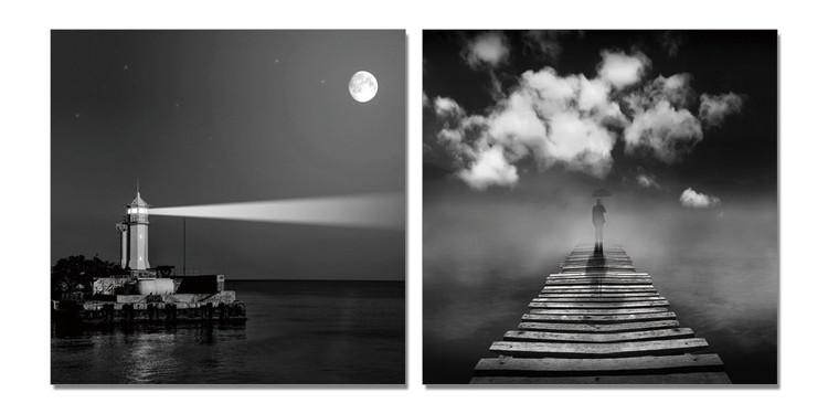 Quadro  Lighthouse gray