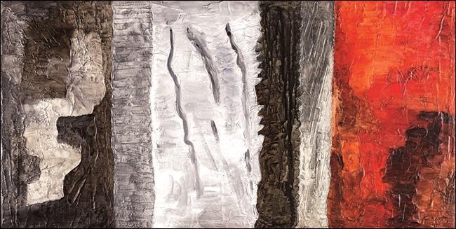 Reprodução do quadro Serenity