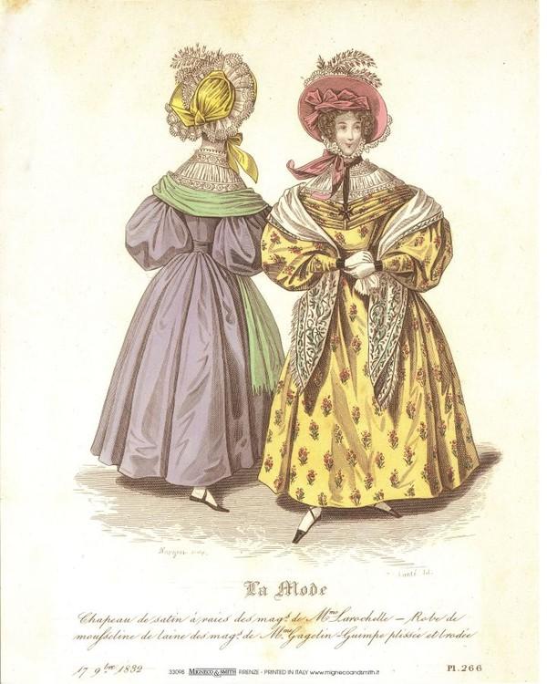 Reprodução do quadro The Dress 3