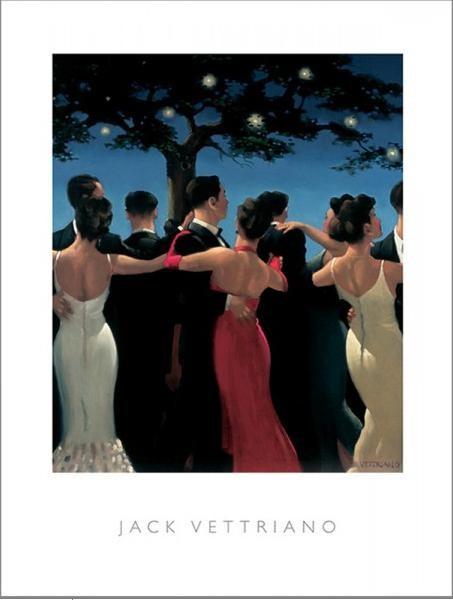 Reprodução do quadro Waltzers, 1992