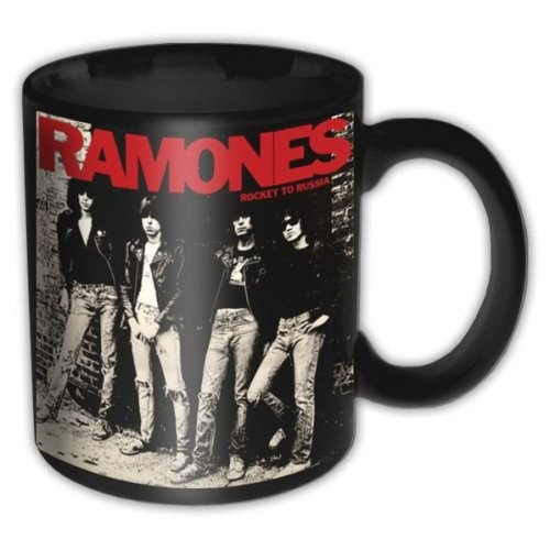 Cup Ramones - Rocket to Russia