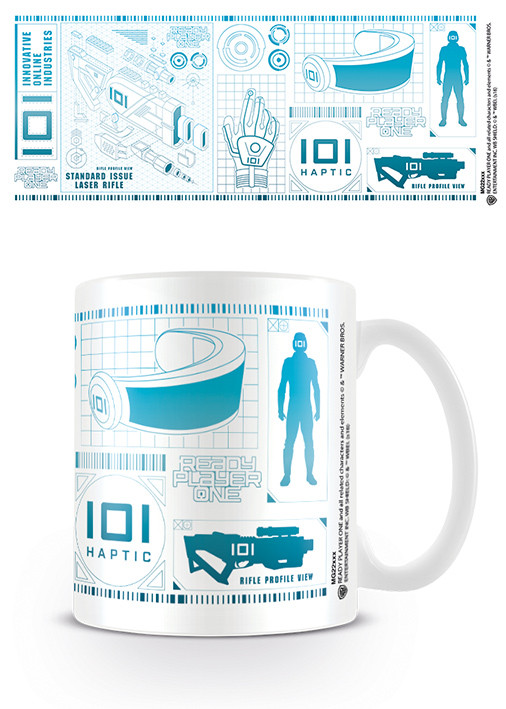 Cup Ready Player One - 101 Systems