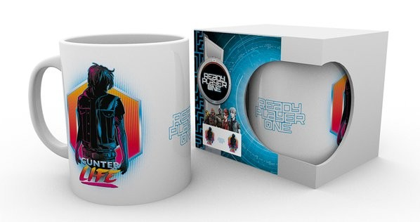 Cup Ready Player One - Gunter Life