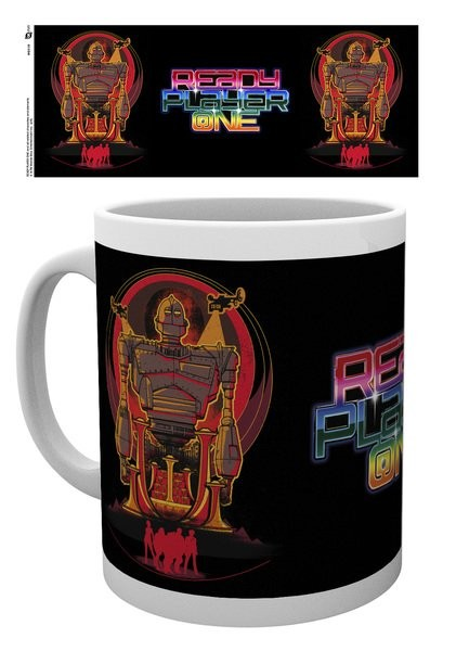 Cup Ready Player One - Iron Giant